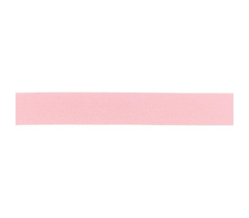 Taille Elastiek 25mm Roze