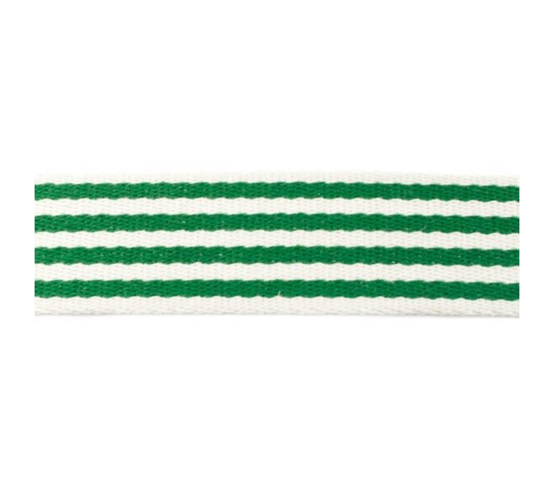 Tassenband Stripes Green