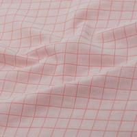 Bio Double Gauze Cotton - Carreaux Grenadine