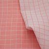 Les Trouvailles d'Amandine Bio Double Gauze Cotton - Carreaux Grenadine