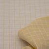 Les Trouvailles d'Amandine Bio Double Gauze Cotton - Carreaux Saffran