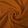 De Stoffenkamer Sweater Cable Knit Warm Ocre