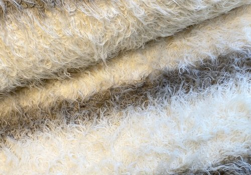 De Stoffenkamer Faux-Fur Samson Hairy