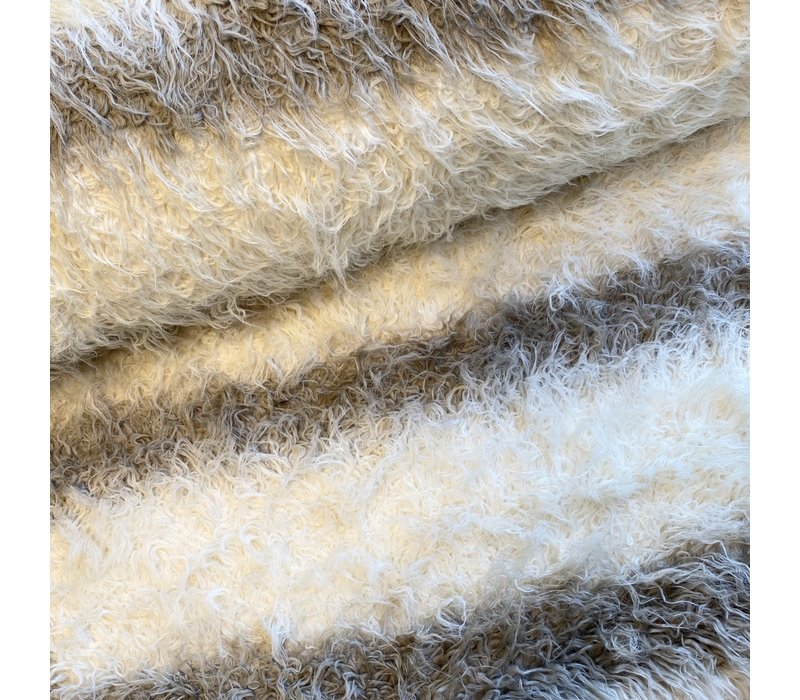 Faux-Fur Samson Hairy