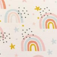 Tricot White Rainbows