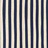 Robert Kaufman Canvas Natural Stripes Blue