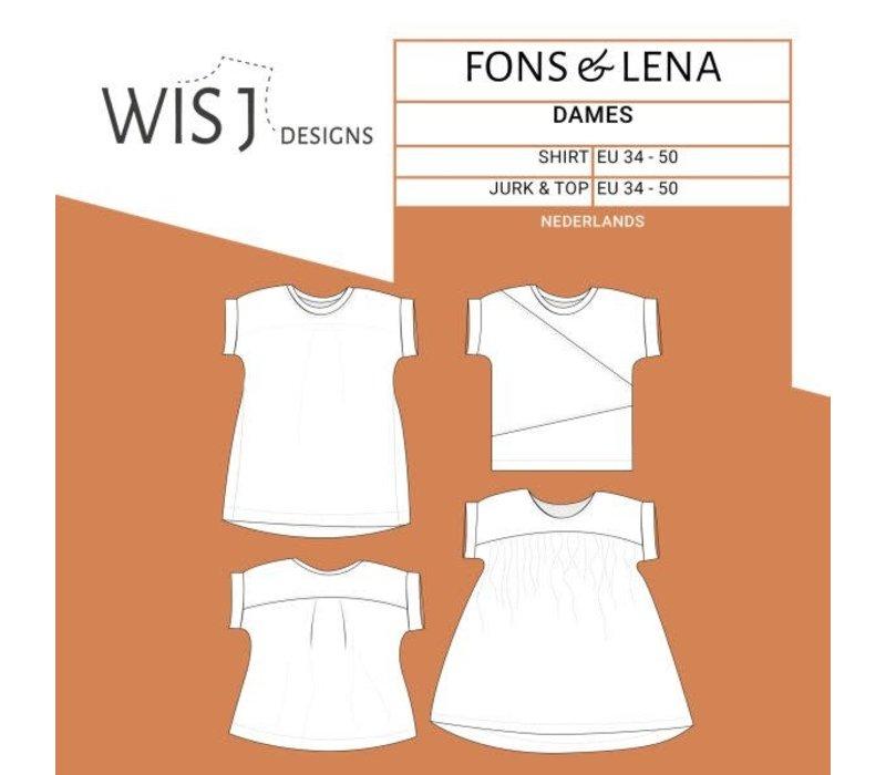 Patroon Fons & Lena - DAMES