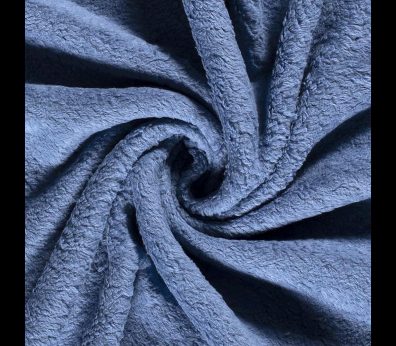 Cotton Fleece Soft Denim