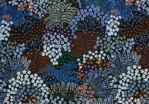 Blouse Viscose Flowery Garden