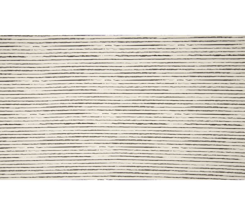 Cotton Stripes White
