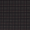 De Stoffenkamer Extra dik tricot - punta navy checks multi