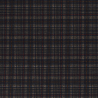 Extra dik tricot - punta navy checks multi