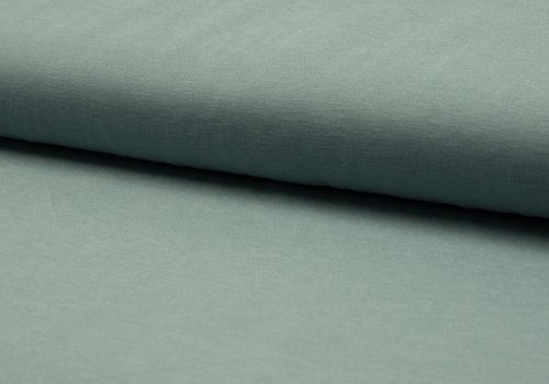 De Stoffenkamer Modal tricot Grijsblauw