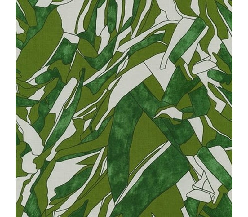 Cotton Green Leafs