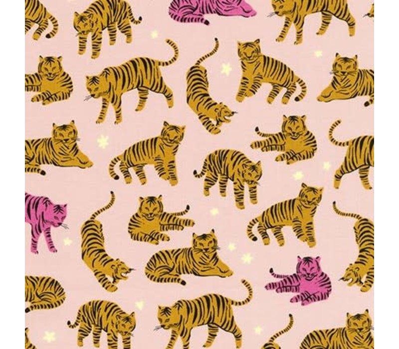 Cotton Pink Tiger