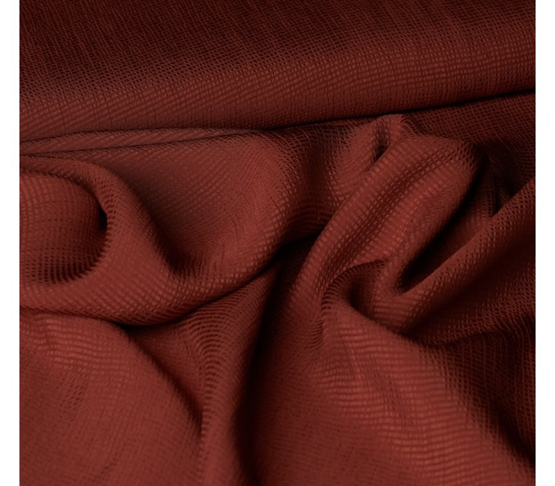 Blouse Viscose Rust relief