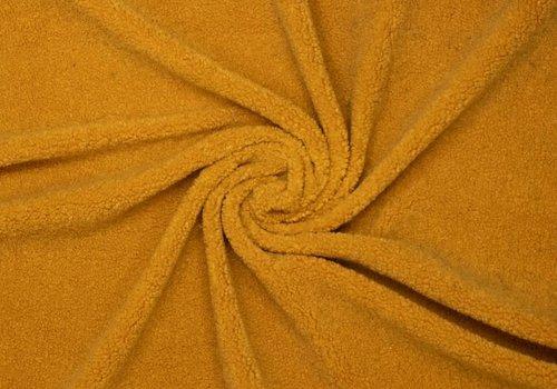 De Stoffenkamer Sheepskin Warm Yellow