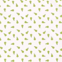 Cotton White Pears