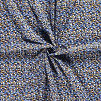 Cotton Blue multi Pebbles