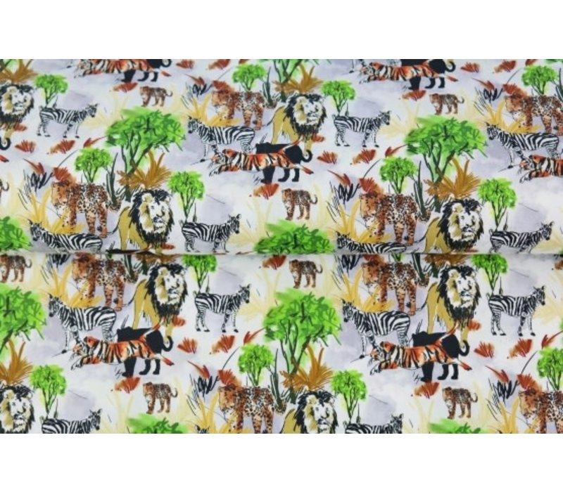 Cotton Digital Safari
