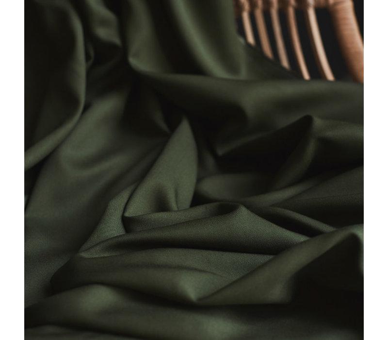 Ecovero Solid Khaki