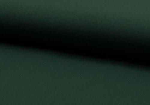 De Stoffenkamer Two Way Stretch - Pantalon gabardine dark green