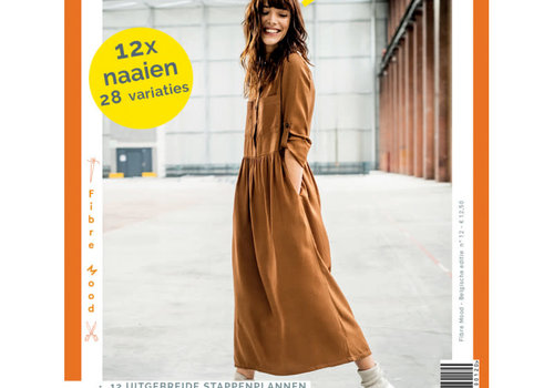 Fibre Mood Fibre Mood Magazine N12