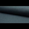De Stoffenkamer Boordstof Heavy Rib Greyblue Melange