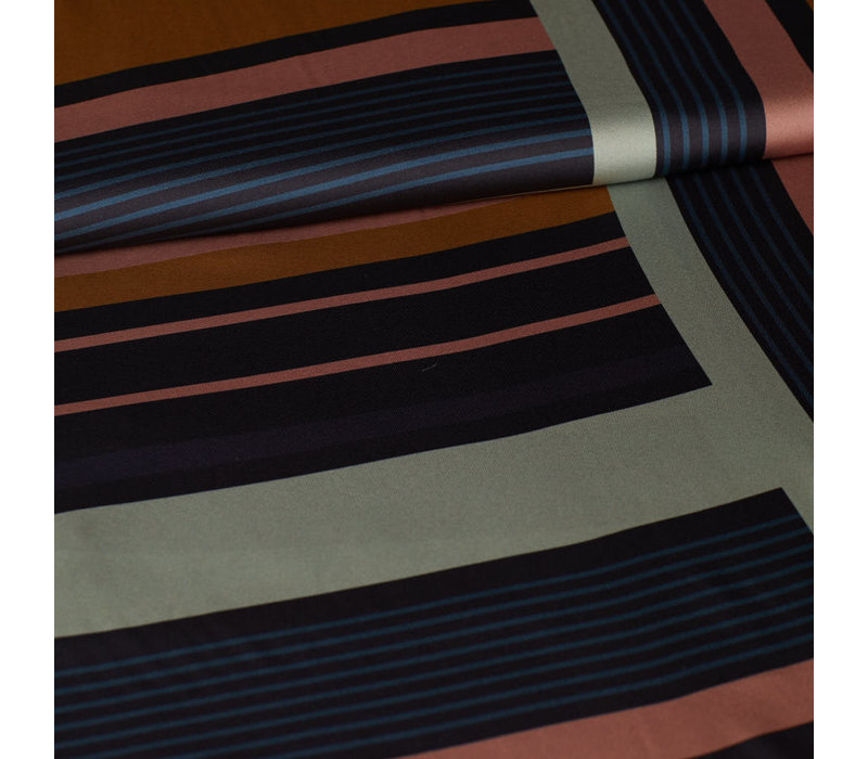 Satin Stripes Multi