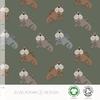 Elvelyckan Bio tricot - Walrus  Green