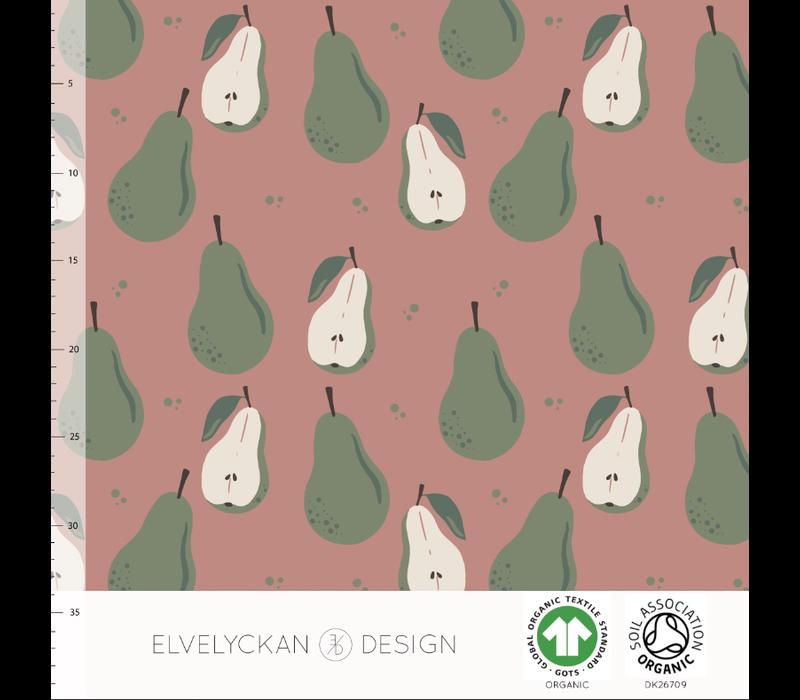 Bio tricot - Pears Blush