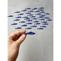 Strijkapplicatie Vis