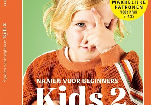 Bookzine Naaien voor Beginners - kids