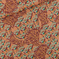 SYAS Rayon Viscose Gilly Flowers
