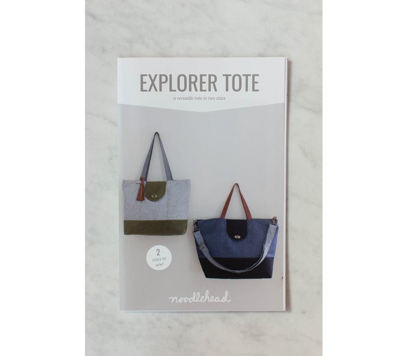 Patroon Explorer Tote