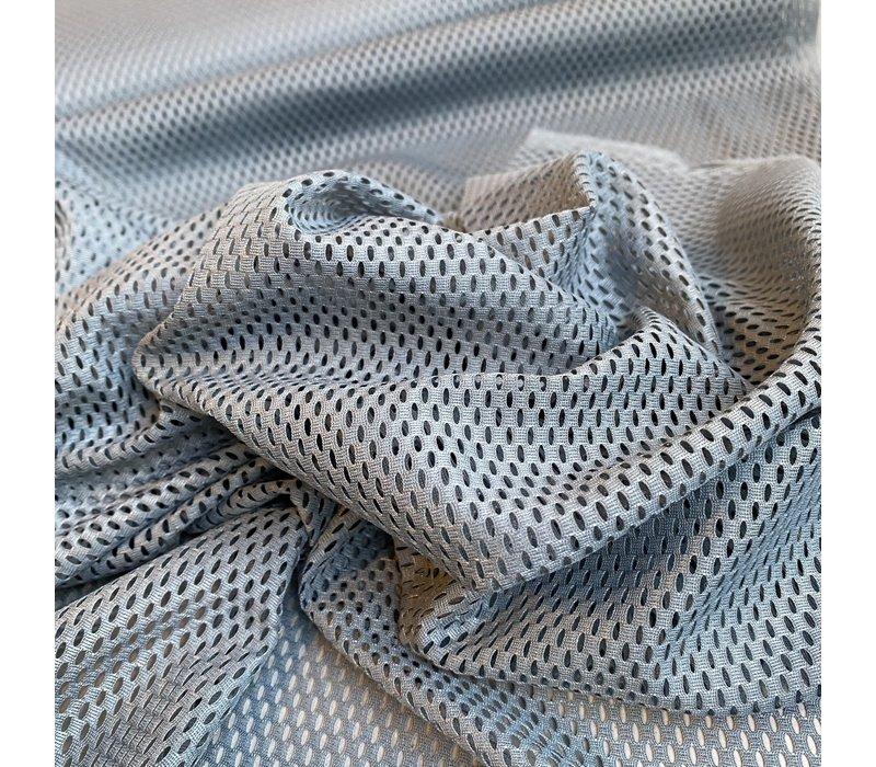 Mesh grijsblauw