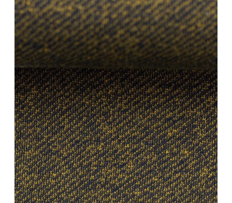Sweater Oker/Blue Sheep teddy