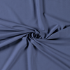 De Stoffenkamer Effen tricot Steelblue