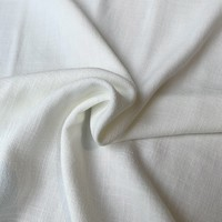 Linen Mix Ecru
