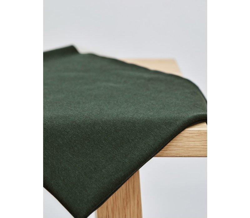 Tencel Interlock - deep green