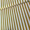 Robert Kaufman Canvas Natural Stripes Oker
