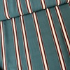 Viscose cactus spring stripes