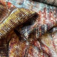 Linen Mix multi scratches