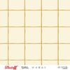 Lillestoff Tricot BIO - Grid Mustard