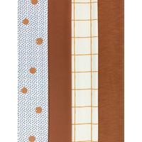 Tricot BIO - Dots Caramel