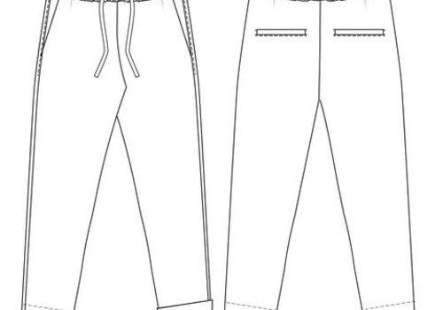 Wardrobe by me Patroon BROEK - Easy Pants