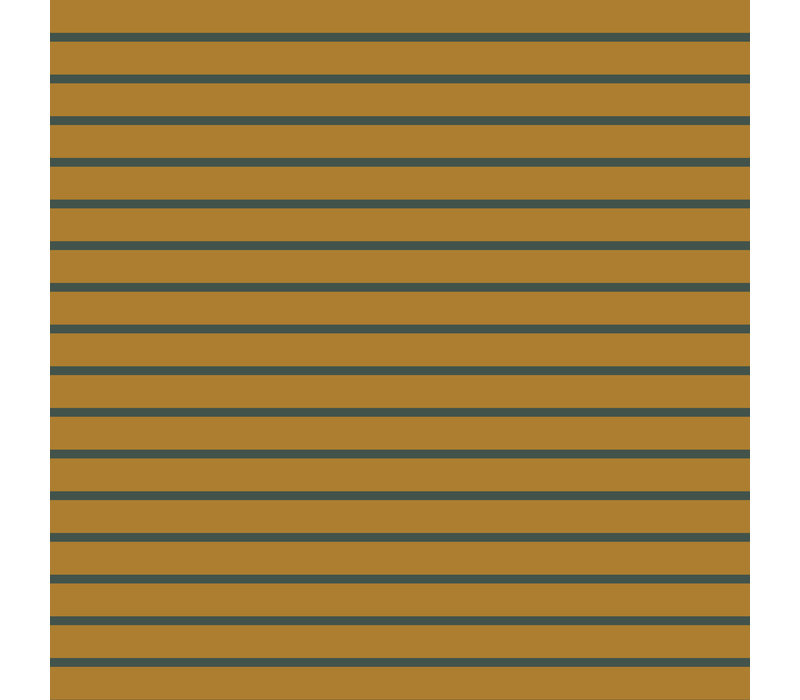 Sweater Stripes mustard/green