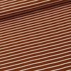 De Stoffenkamer Sweater Stripes rust/pink
