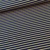 De Stoffenkamer Sweater Stripes navy/oker