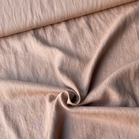 Washed Linen Old Pink